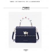 包包女新款潮韓版手提包時尚單肩斜挎小方包女包