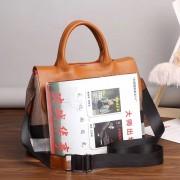 包包女包新款斜挎包時尚氣質休閑大容量真皮手提包大包