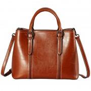 包包女包新款時尚百搭氣質大容量真皮大氣手提包大容量